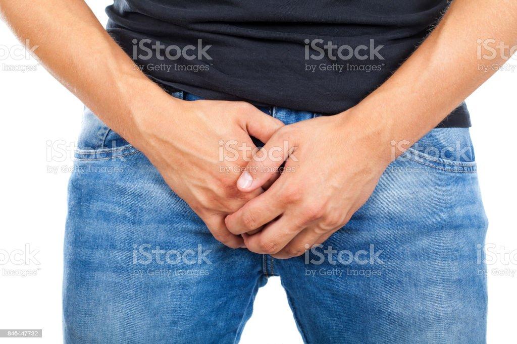 Ergiebigkeitproblem bei jungen Männern – Foto
