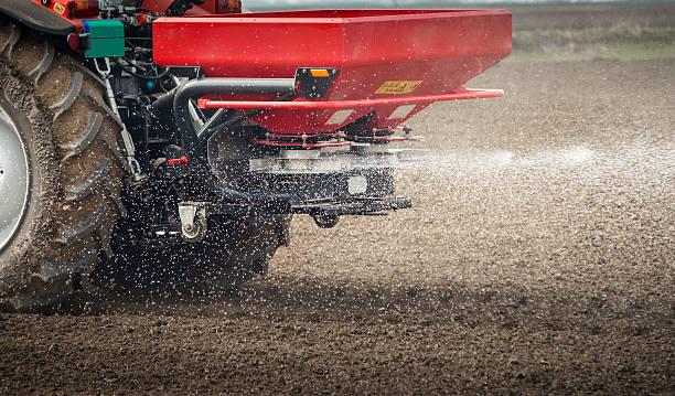 fertilizer agriculture - kalium stockfoto's en -beelden