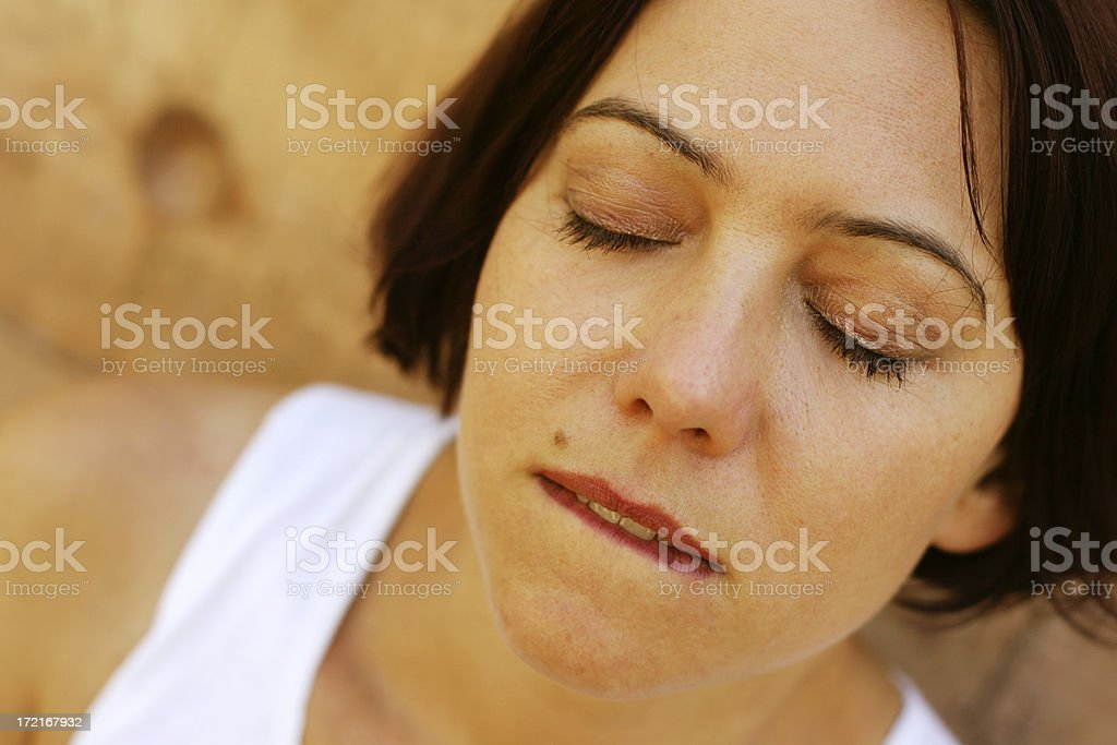 Fervent stock photo