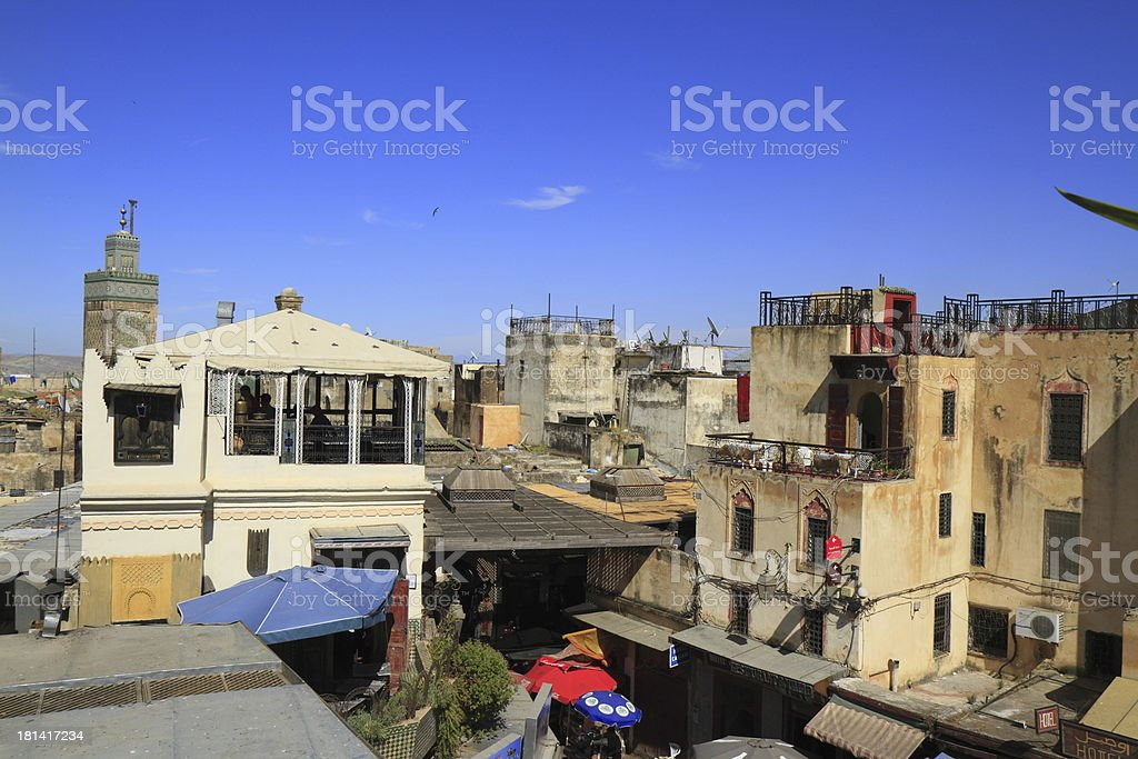 Fes royalty-free stock photo