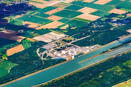 istock Fessenheim Nuclear Power Plant - Alsace, France 600059638