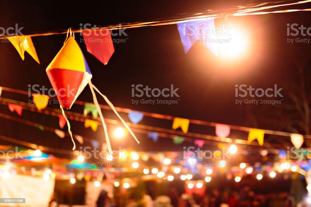 Festa Junina - foto de acervo