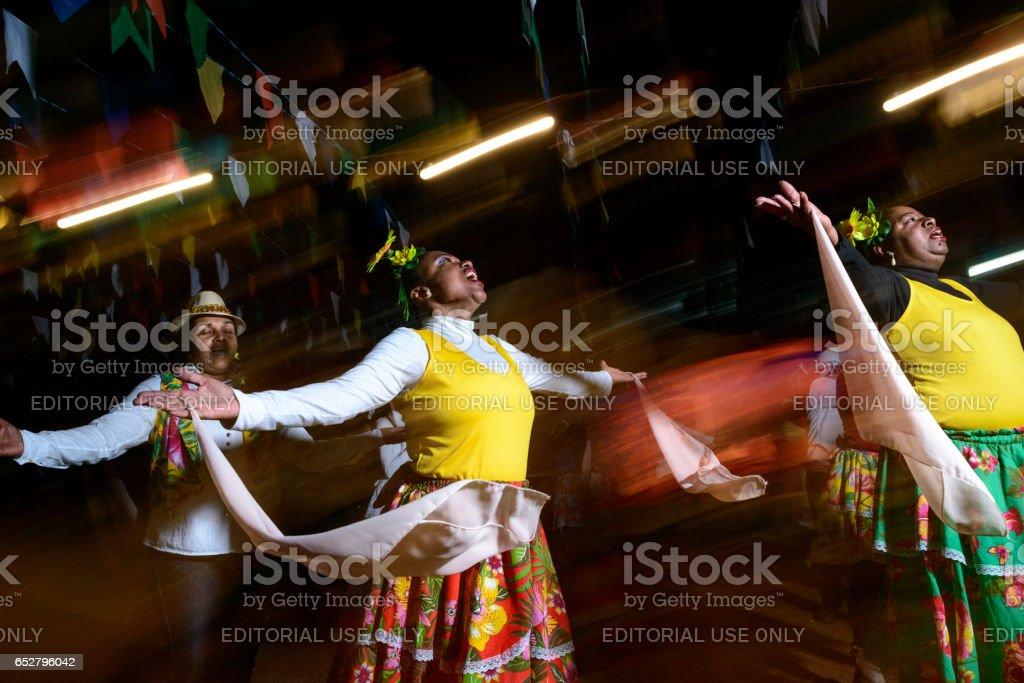 Festa Junina tradição no Brasil (Festa de São João) - foto de acervo