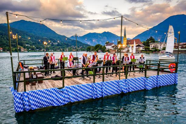 Festival am Tegernsee in Bayern – Foto
