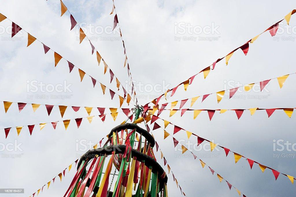 Festival decoration royalty-free stock photo