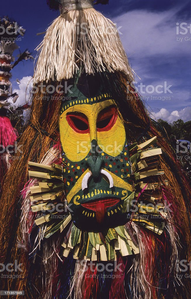 PNG Festival stock photo