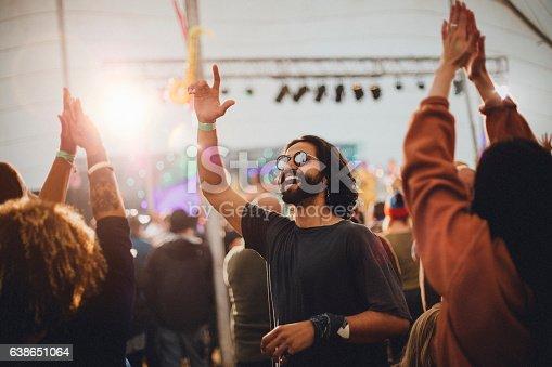 istock Festival Vibes 638651064