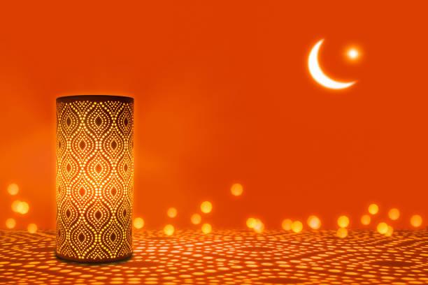 fundo árabe festivo - foto de acervo