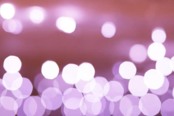 Festive background. Pink lights stock photo