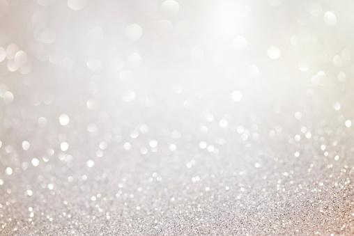 festive bokeh glowing background