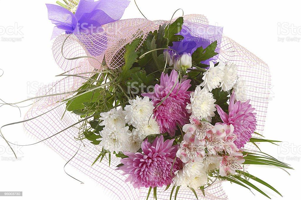 festive bouquet royalty-free stock photo