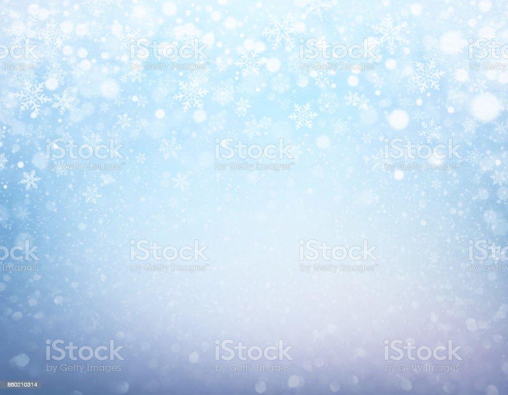 Fondo de invierno helado festivo foto de stock libre de derechos