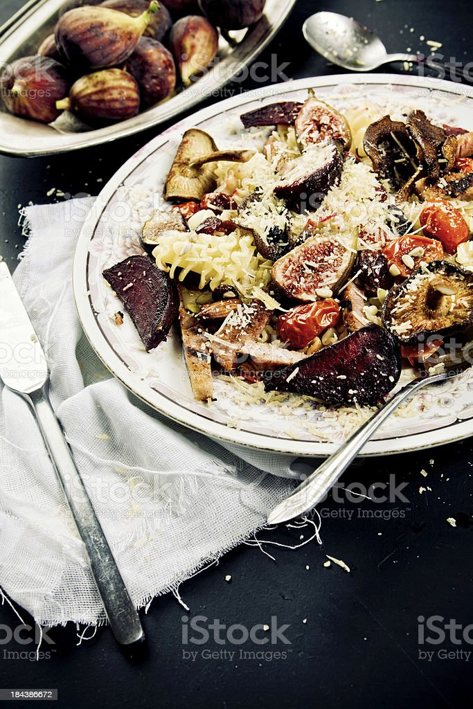 Festosi Pasta royalty-free stock photo