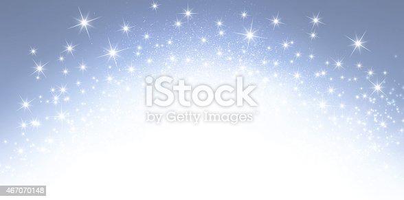 istock Festive sparkling letterhead 467070148