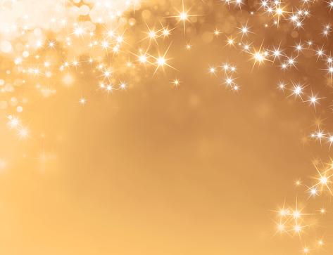 istock Festive sparkling lights 467070160