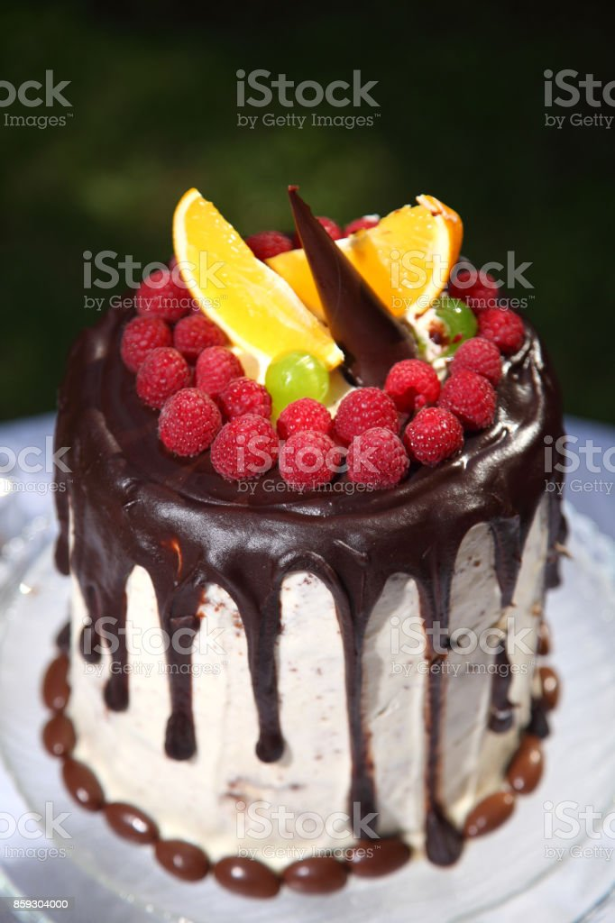 Pleasant A Festive Table Decorated With Birthday Cake With Flowers And Funny Birthday Cards Online Alyptdamsfinfo
