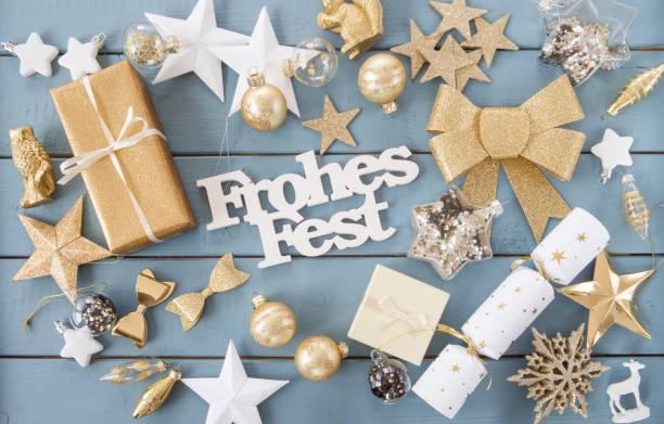 festliche dekoration zu weihnachten - weihnachten stok fotoğraflar ve resimler