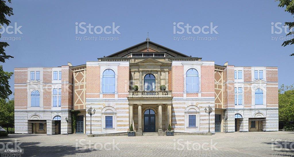 Festspielhaus Bayreuth – Foto
