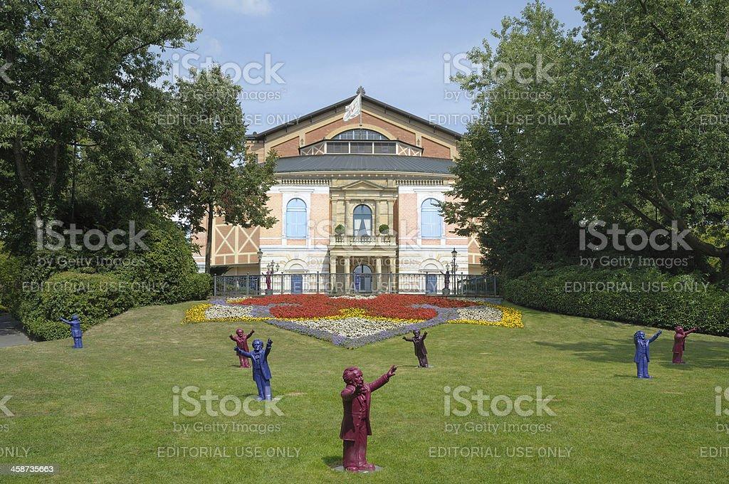 Festspielhaus Richard Wagner – Foto