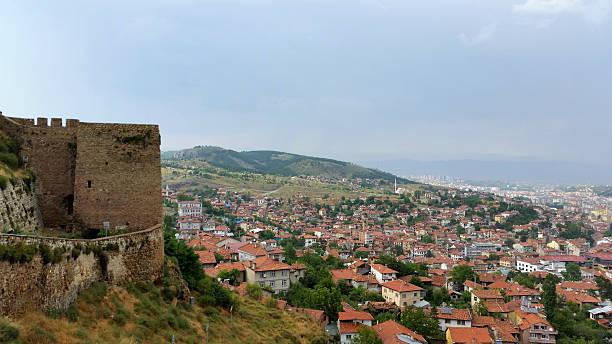 Festung Kastamonu stock photo