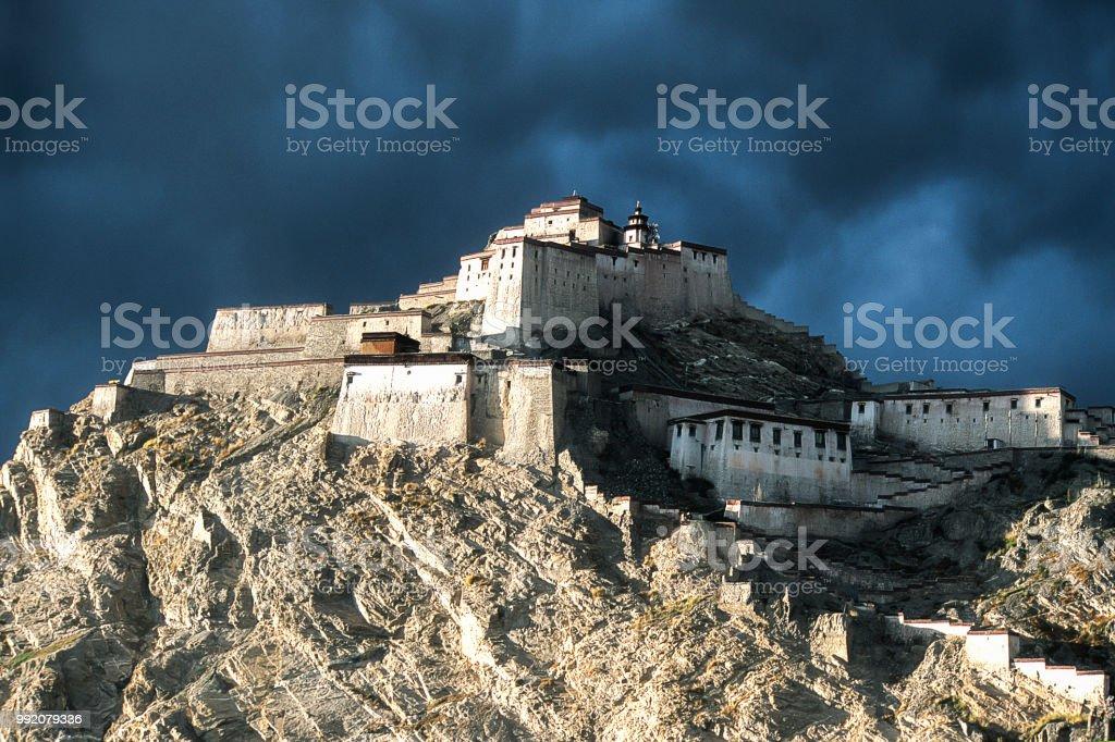 Festung von Gyantse – Foto