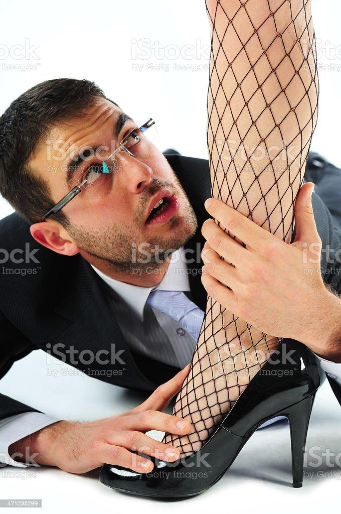 Fetishes stock photo