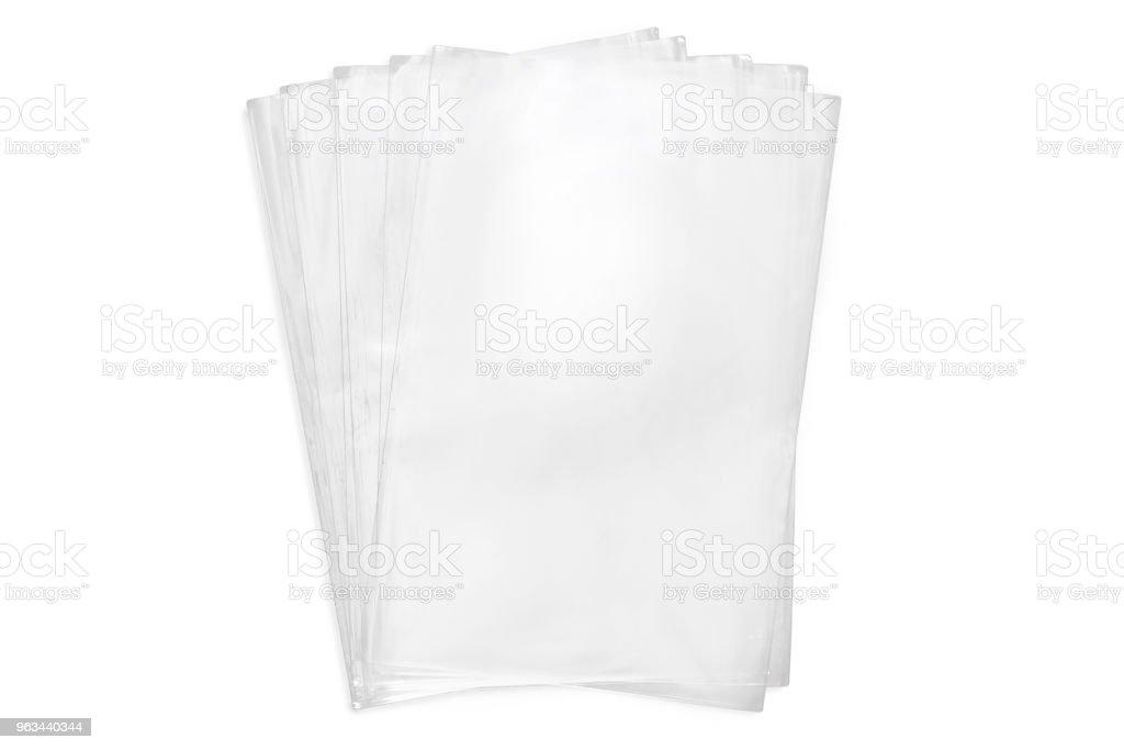 Quelques sacs de cellophane pour candy - Photo de Boîte libre de droits