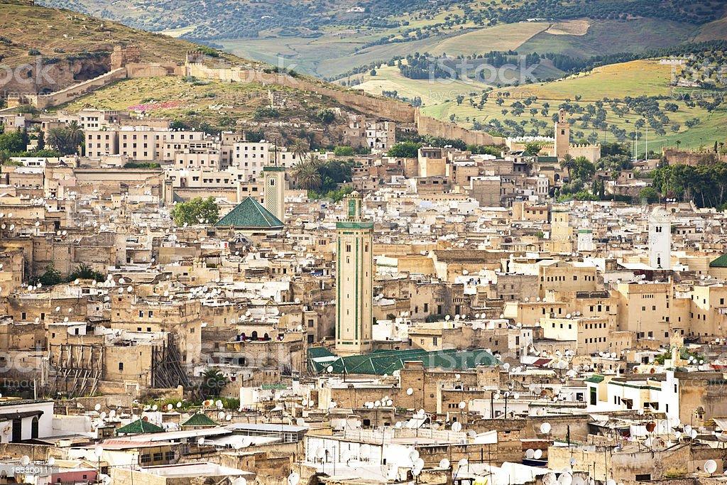 Resultado de imagen de Fez, Marruecos Vista de la ciudad