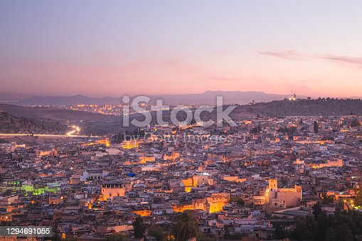 Situated in northeastern Morocco, Fez is the country's second largest city and is renowned for its historic Fes el Bali walled medina.