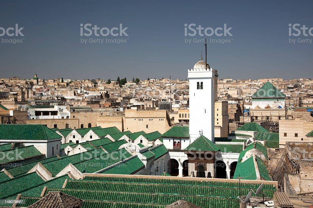 Fes, Marokko – Foto