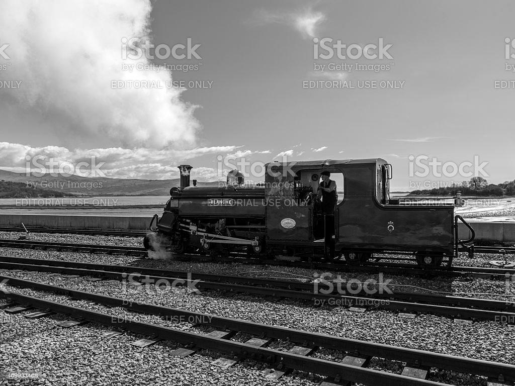 フェスティニオグ鉄道blanche 機...