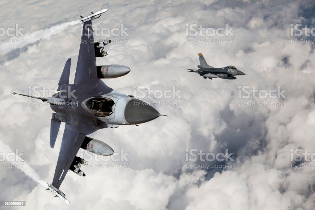 Fıghter Jets stock photo