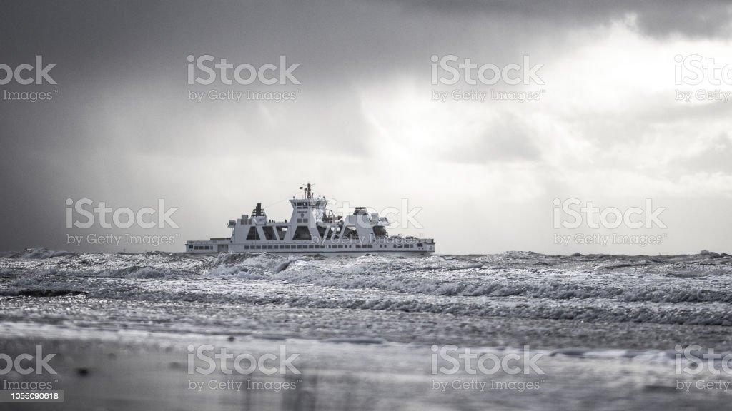 Fährschiff Nordsee – Foto