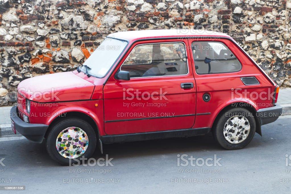 Fiat 126p called