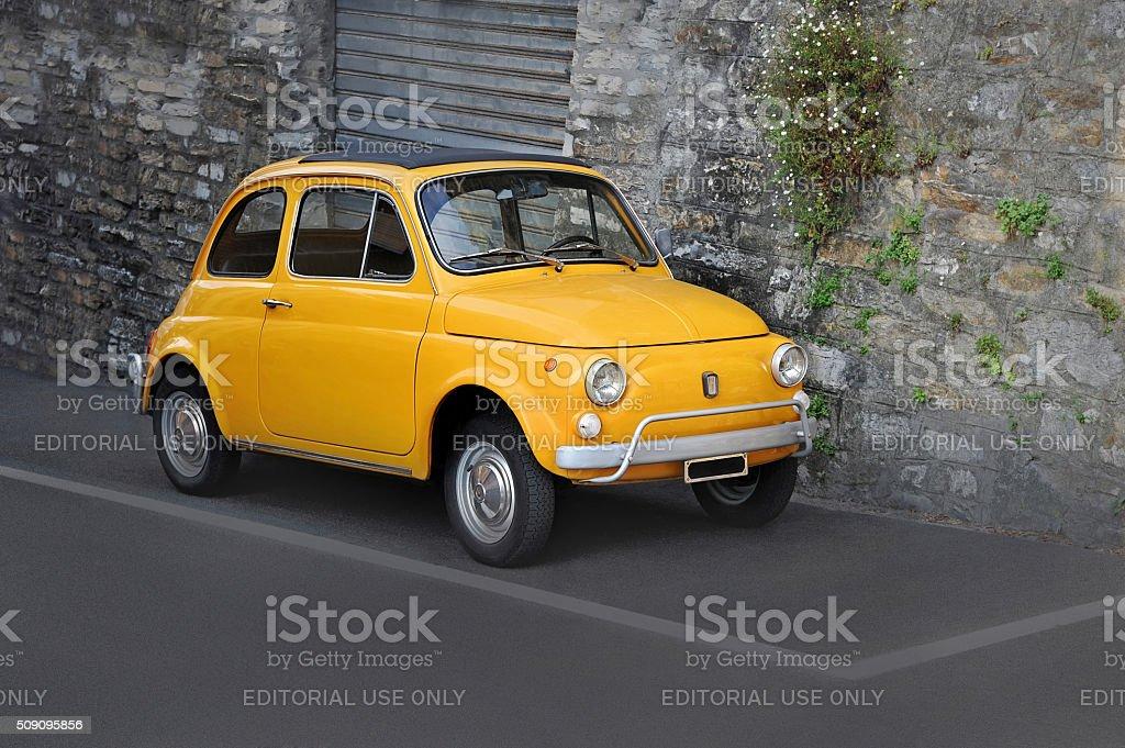 Fiat 500 Nuova - foto stock