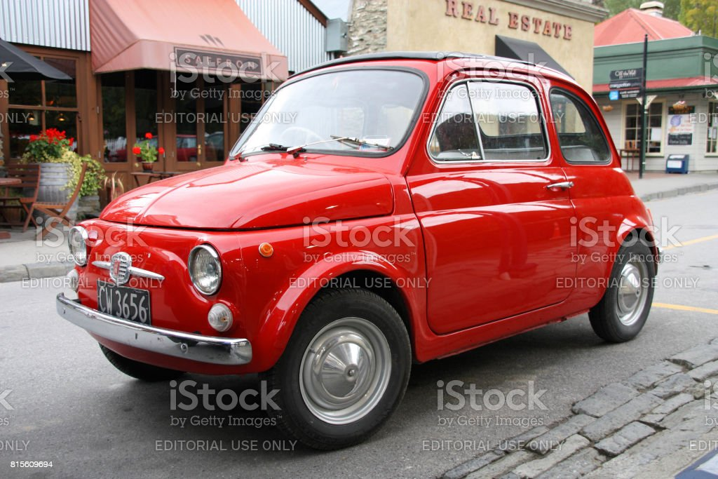 Fiat 500 - foto stock