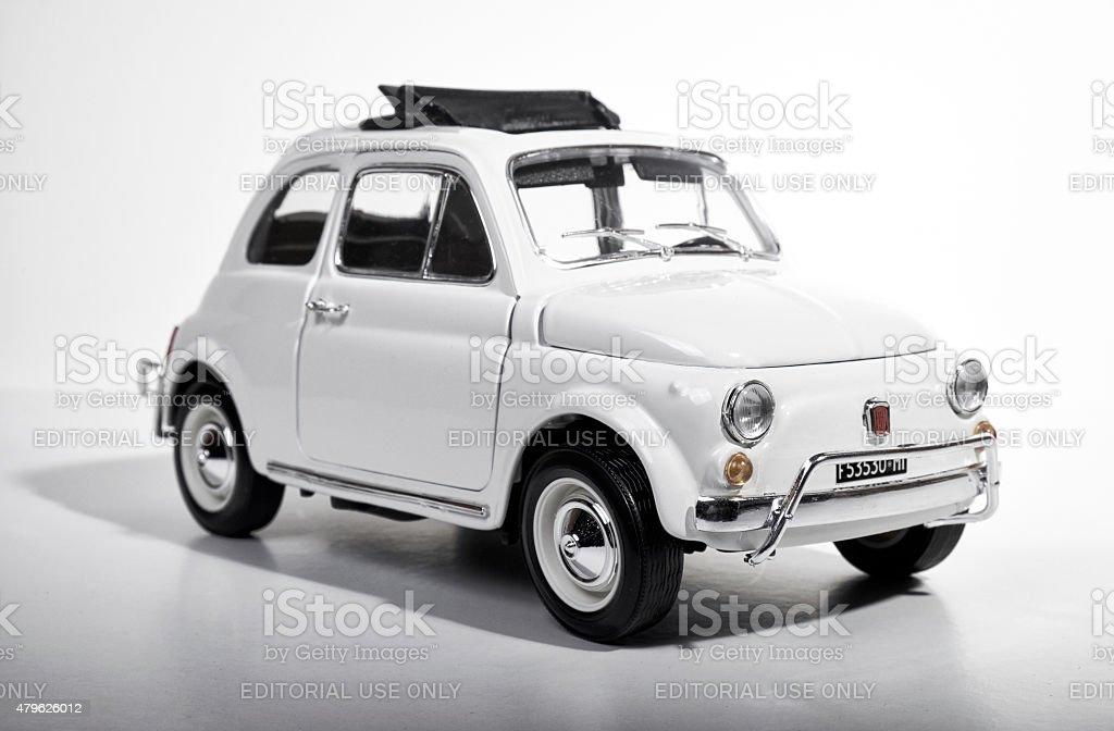 Fiat 500L modello auto - foto stock