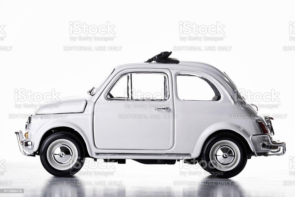 Fiat 500L modello - foto stock