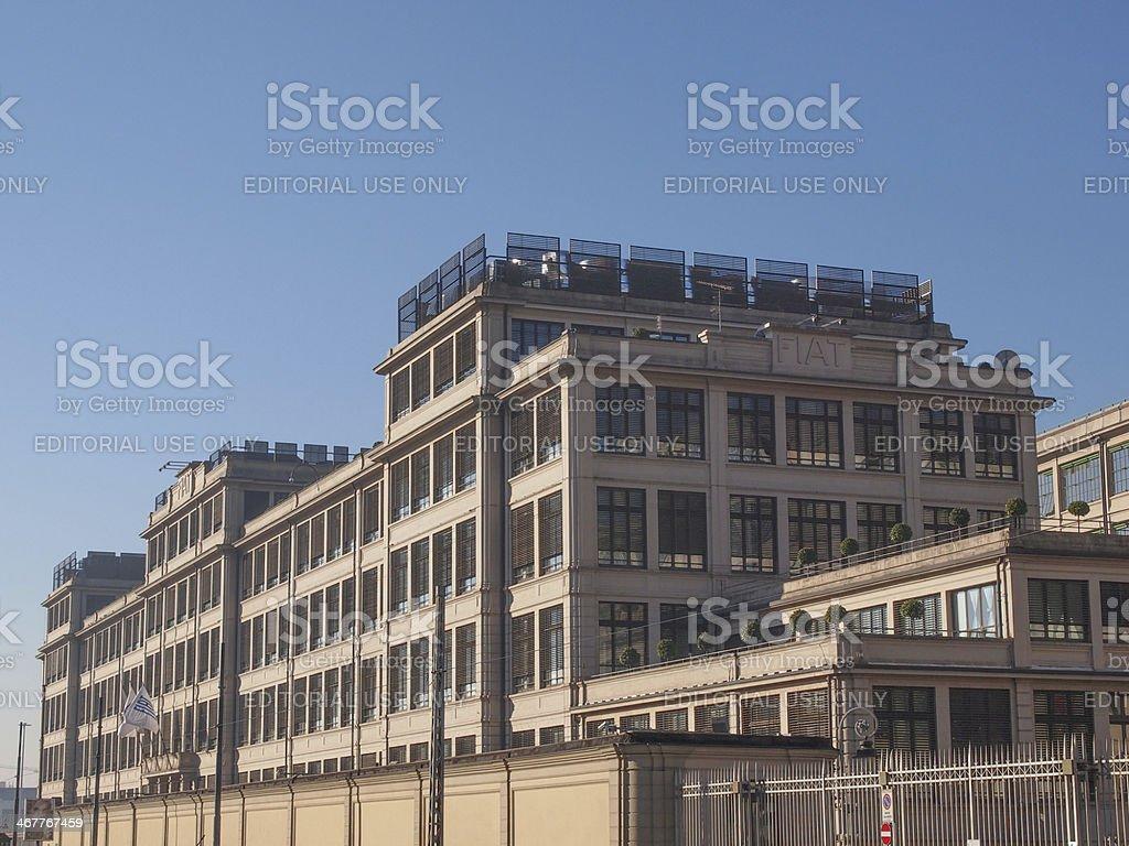 Fiat Del Lingotto Di Torino Fotografie Stock E Altre Immagini Di Architettura Istock