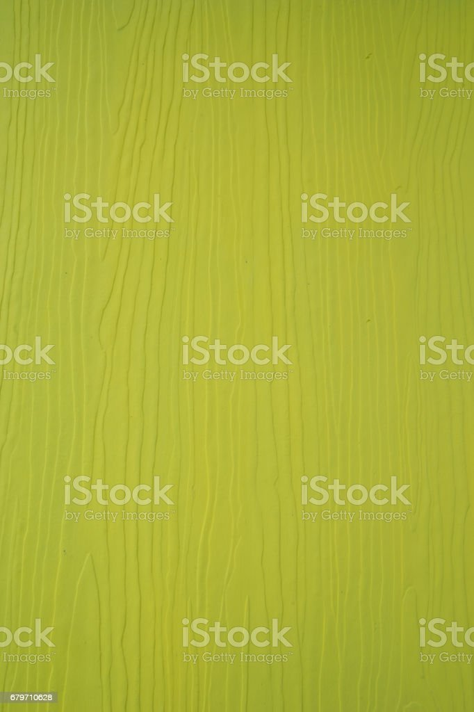 Fiber Cement Panel : wood surface, yellow color. stock photo