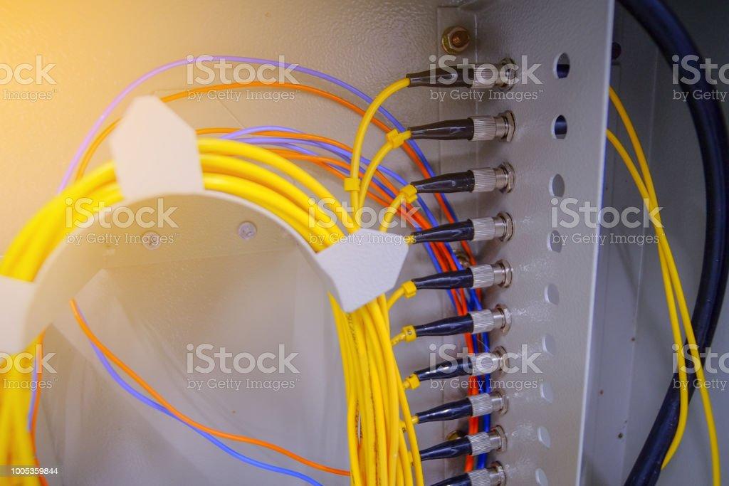 patch box fiber optic