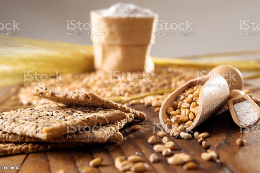 Faser reiche Lebensmittel – Foto