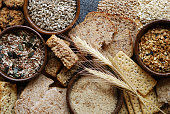 istock Fibre Food for Healthy Eating 95229504