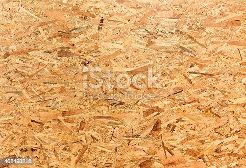 Close up of fibreboard texture