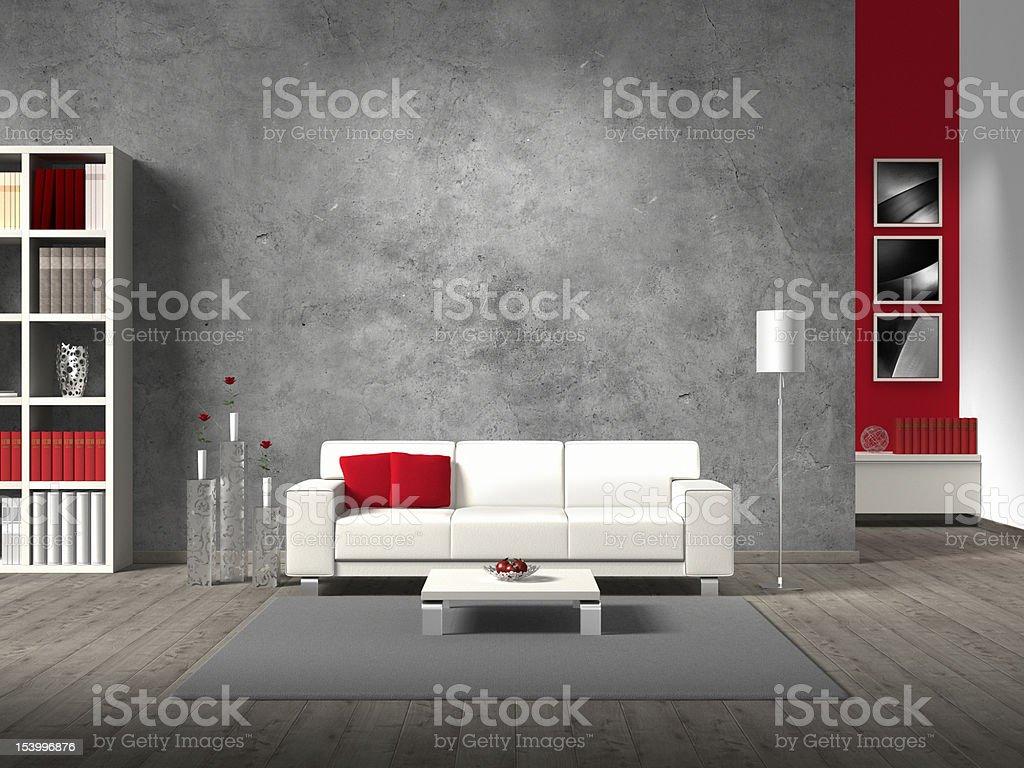 Imaginaire intérieur moderne - Photo