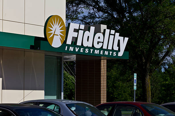 fidelity investments consommateur emplacement iii - loyauté photos et images de collection