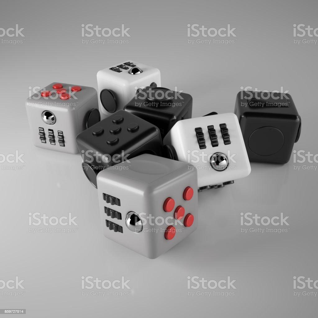 Zappeln Cube – Foto