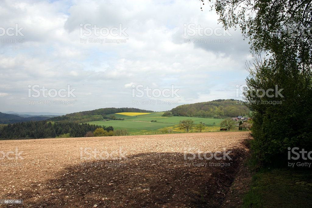 Field of View royalty-free stock photo