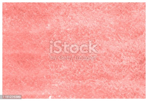 istock Fiesta red orange grunge aquarelle painted paper textured canvas for vintage design, invitation card, template. 1151225389