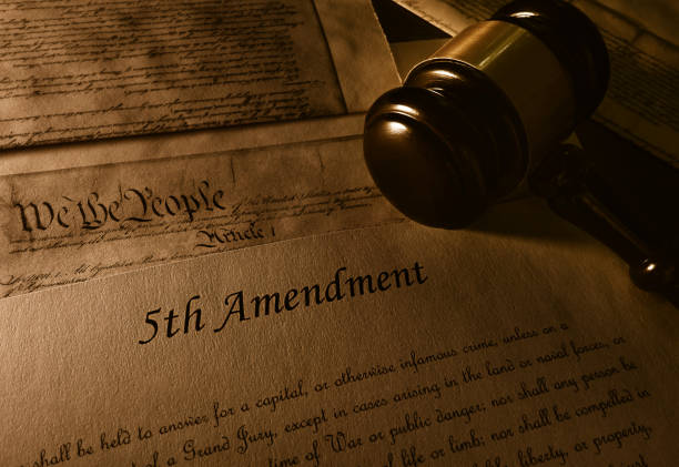 royalty free 5th amendment pictures images and stock photos istock